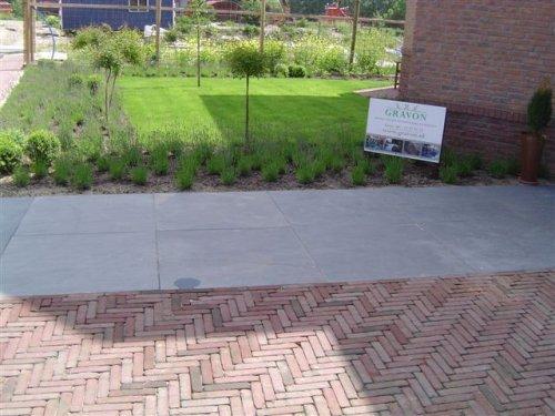 Gravon hovenier grond straat en tuinwerken